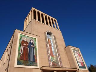 Łódź st. Francis church 2