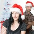 Streiten an Weihnachten