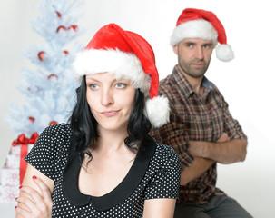 Stress unterm Weihnachtsbaum