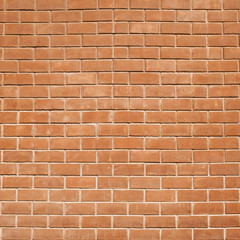 a red brick wall for background texture