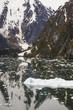 Ice in Alaskan Waterway