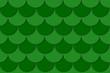 Green Squama Pattern