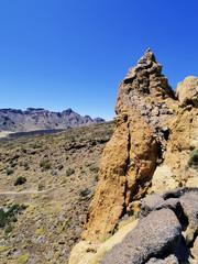 Teide National Park(Garcia Rocks), Tenerife