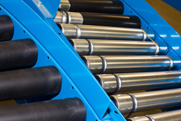 Part of a conveyor