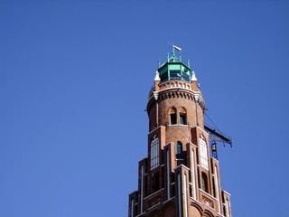 Leuchtturm in Bremerhaven