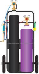 Oxy Acetylene Cutting Gear