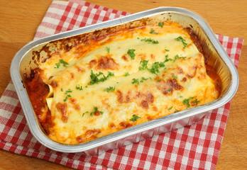 Lasagna Convenience Meal