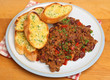 Chilli Con Carne with Garlic Bread