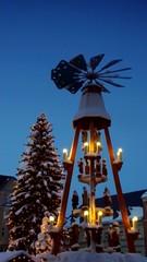 Annaberg-Buchholz Weihnachtsmarkt vid 04