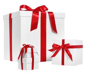 geschenke für gross & klein incl. clipping path