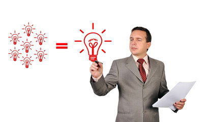 drawing business formula