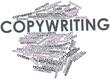 Word cloud for Copywriting