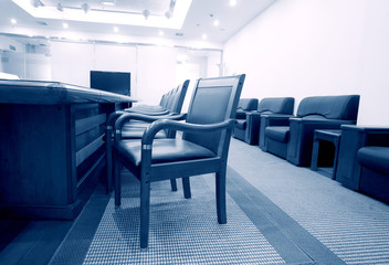Conference room chairs and the environment