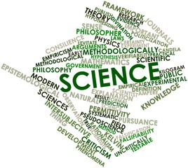 Word cloud for Science