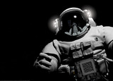 Fototapety The astronaut