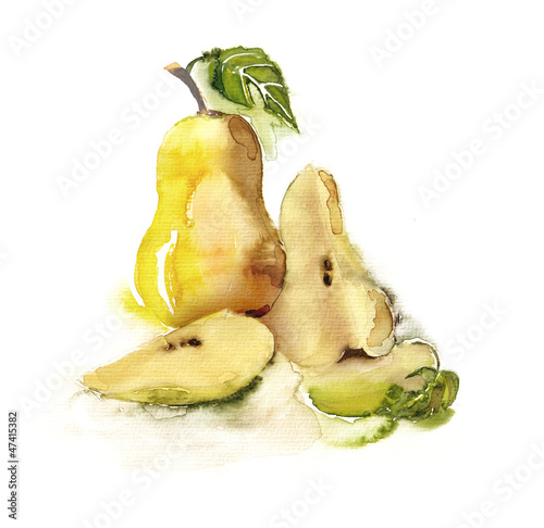 Pears © Heidrun Gellrich