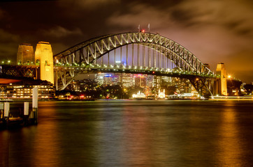 Sydney Harbour Bridge 3