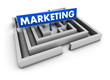 Marketing Business Concept
