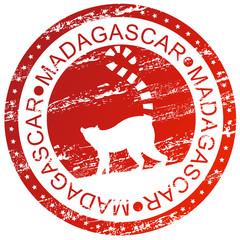 Stamp - Madagascar