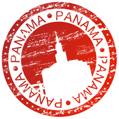 Stamp - Panama