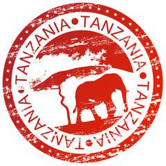 Stamp - Tanzania