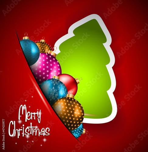Elegant Classic Christmas flye