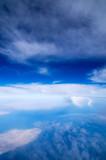Fototapeta linie lotnicze - atmosfera - Dzień