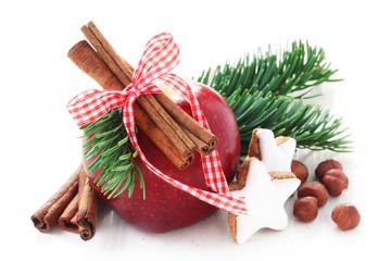 Christmas Apple