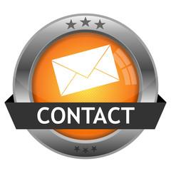 Vector Button Contact