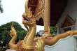 Dragon Stairs at Wat Phra Sing in Chiang Mai, Thailand