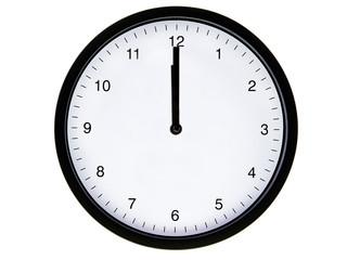 um zwölf