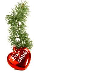 DECORI DI NATALE ( CHRISTMAS DECORATIONS )