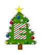 Alphabet Christmas Joy E