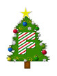 Alphabet Christmas Joy F