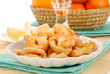 FRITTO DI CALAMARI E GAMBERI ( FRIED CALAMARI AND SHRIMP )