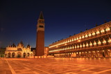 Early Morning On San Marco