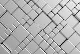 Fototapety Steel metal plate background