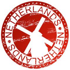 Stamp - Netherlands