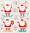 Christmas set - Santa Claus