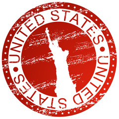 Stamp - United States of America