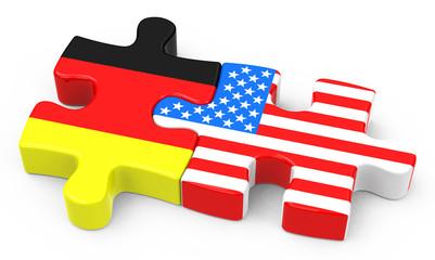 Deutschland - USA
