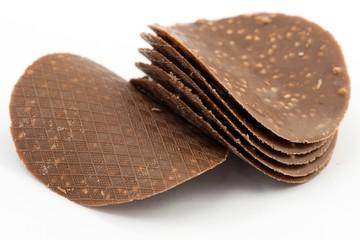 sfogliette di cioccolato