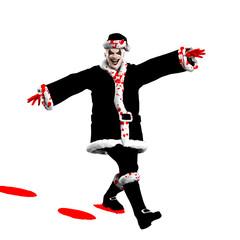 Evil Santa Claus