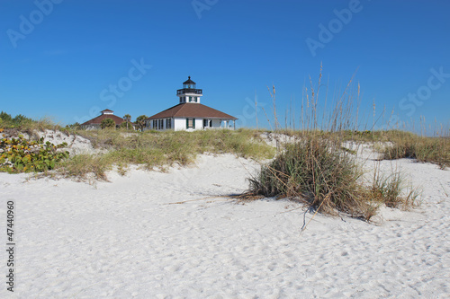 Port Boca Grande Lighthouse, Gasparilla Island, Florida - 47440960