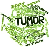 Word cloud for Tumor poster