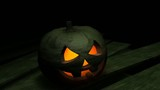 Halloween pumpkin animation.
