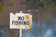 No Fishing.