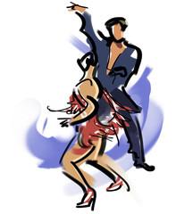 Social dancing01