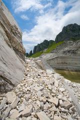 Cava Passo della Focolaccia , Alpi Apuane , Toscana