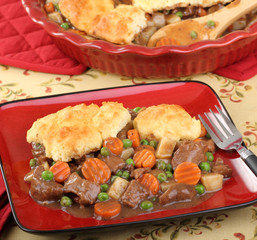 Beef Pot Pie Meal